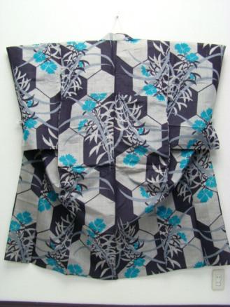 Blue Dianthus Back