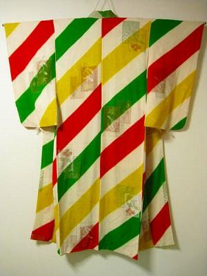 Candycane Stripes Back