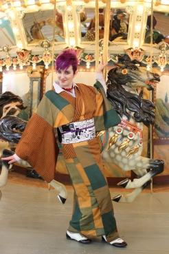 Travelling Kimono
